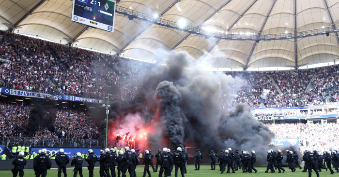 Relegation Hamburg