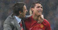 Gary Neville Cristiano Ronaldo Man Utd