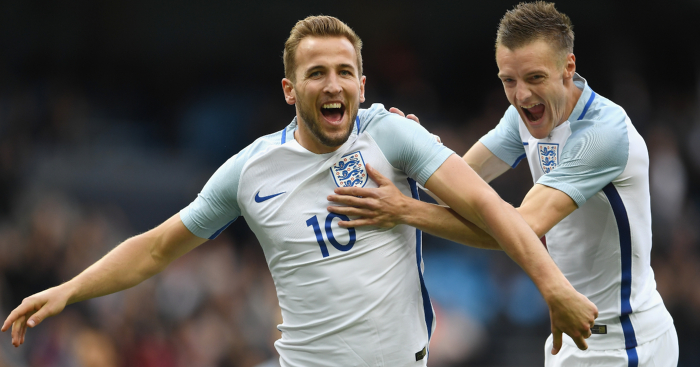Rodgers: I wouldn't swap Vardy for Kane - Football365
