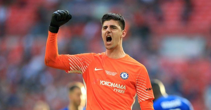 4ec85550366 Chelsea goalkeeper Thibaut Courtois failed to report for training on Monday  as doubts over his future at Stamford Bridge intensified.