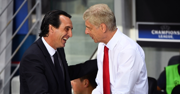 Arsenal Are Set To Announce The Appointment Of Unai Emery As Their New Manager Later This Week