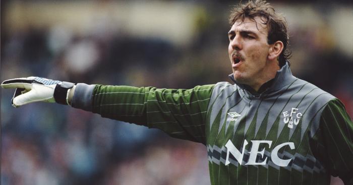 ผลการค้นหารูปภาพสำหรับ neville southall everton goalkeeper