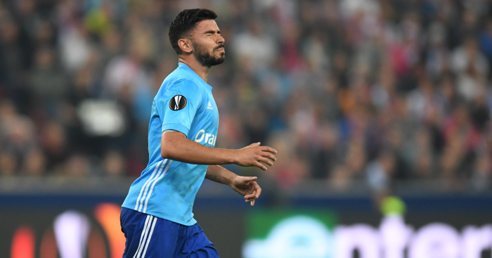 Morgan Sanson Arsenal Marseille