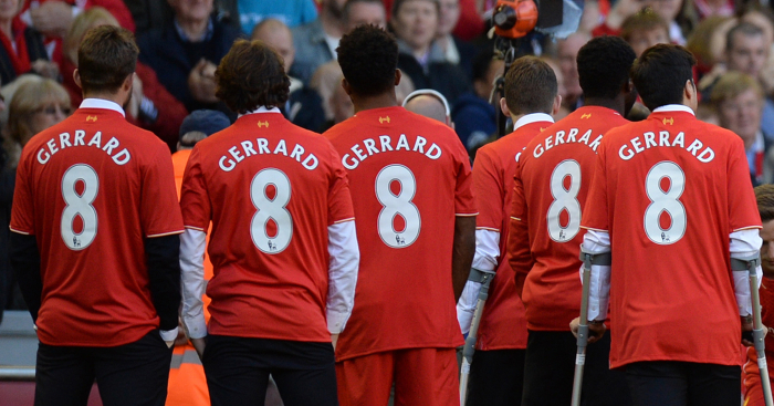 c3faf37aff4 Every Prem club's most notable vacant shirt numbers - Football365