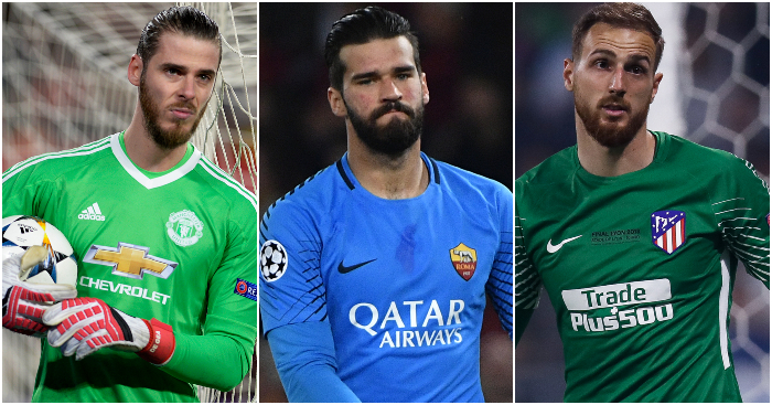 c4112333bd5 F365 Says: Value of keepers like Alisson finally being realised -  Football365