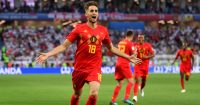Adnan Januzaj celeb Belgium England