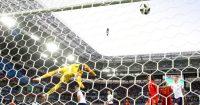 Adnan Januzaj goal England Belgium Jordan Pickford