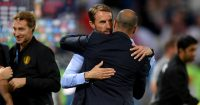 England Belgium Gareth Southgate Roberto Martinez