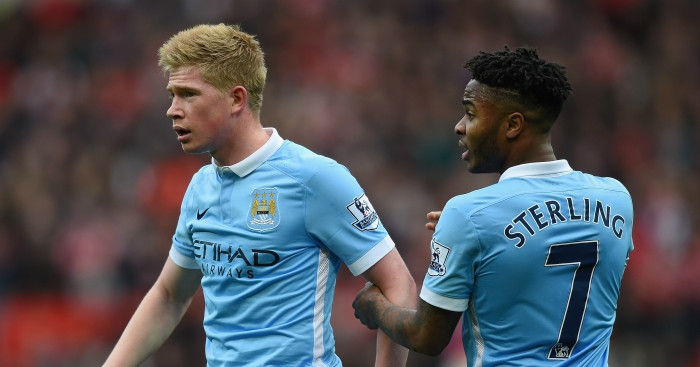 De Bruyne cannot fathom continued Sterling criticism - Football365