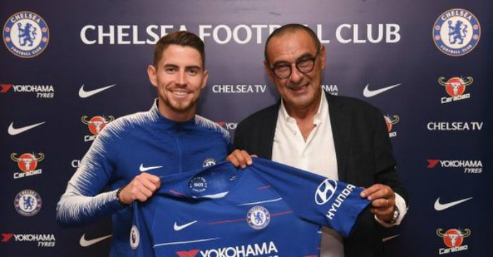 Chelsea Sign Jorginho A Perfect Fit For Sarris System