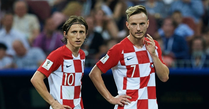 e27d7628ebe Modric insists Croatia were  the better team  in WC final - Football365