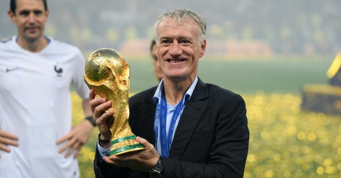 News Deschamps  The two things I told my France champions Didier ... 016e79f0ebb6
