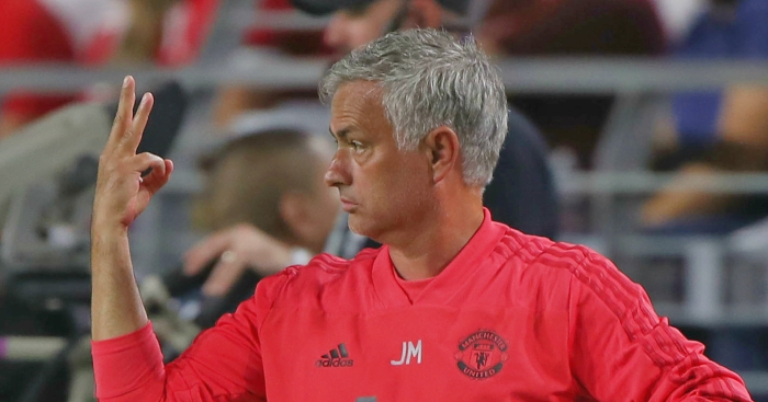 7194156d5 It was a curious word for Jose Mourinho to use