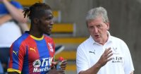 Wilfried Zaha Roy Hodgson Crystal Palace