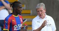 Wilfried Zaha Roy Hodgson Crystal Palace