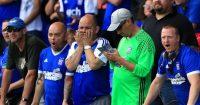 Ipswich fans