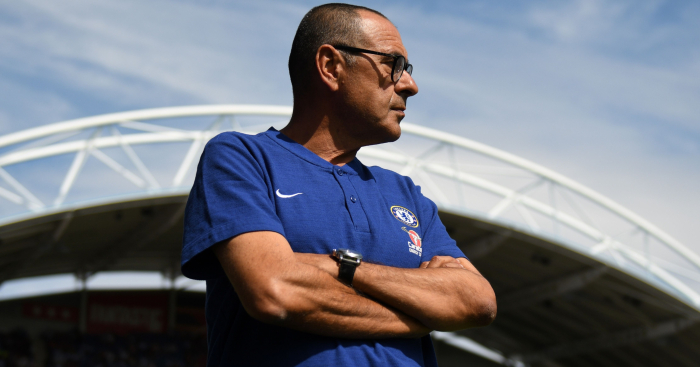 'The New Sarri in Town' – Chelsea boss reverses Antonio Conte's team programmes.