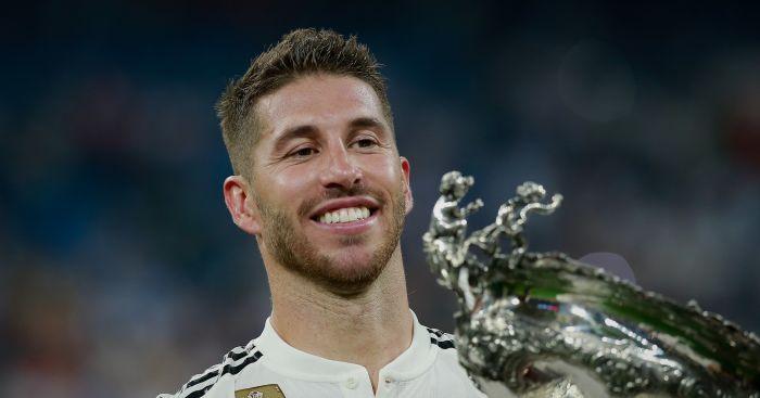 Sergio Ramos mocks Liverpool boss Jurgen Klopp