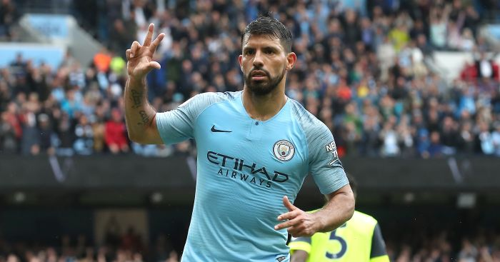 """Alan Shearer thinks Manchester City s Sergio Aguero is the """"best foreign  player to ever play in the Premier League"""" following the striker s  hat-trick ... b1f172678f6"""