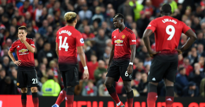 187193a3e Man United players  confused  by Mourinho  duo left  upset ...