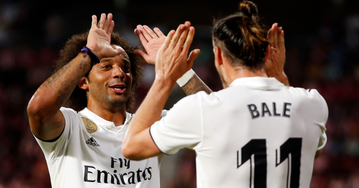 Marcelo says Gareth Bale still does not Spanish after five and a half years  at Real Madrid. b8d8847e1