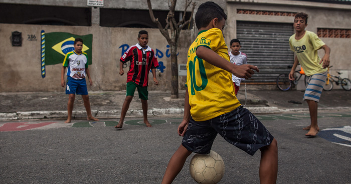 Seven crazy facts   Exeter invented Brazilian football - Football365