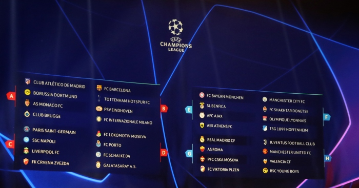 A Manifesto For Rescuing The Champions League Football365