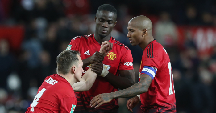 Image result for manchester united  young jones