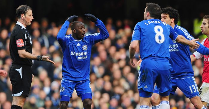 makelele names one thing that shocked him at chelsea football365