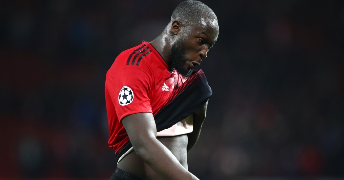 ddb0eba43 Jose Mourinho was careful not to be critical of Romelu Lukaku after the Manchester  United striker extended his barren run to eight club games with another ...