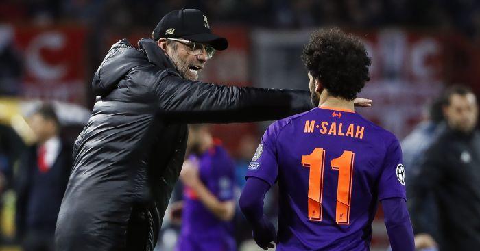cheap for discount ec142 f2a00 Klopp baffled by Egypt boss' transfer advice to Salah ...