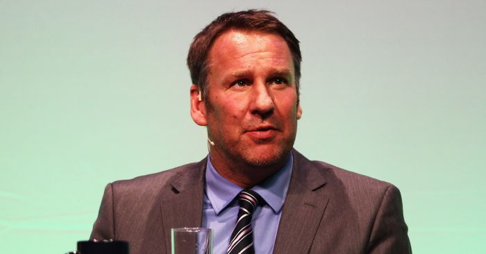 Paul Merson Arsenal Liverpool