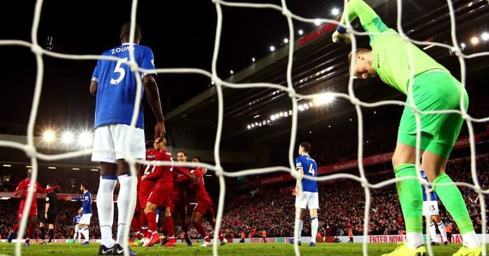 Liverpool 1 0 Everton 16 Conclusions Football News