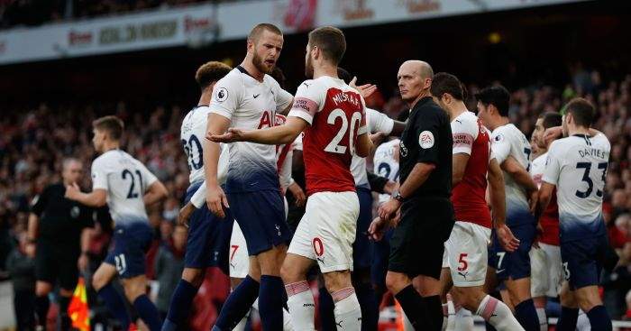 Image result for arsenal tottenham 2019