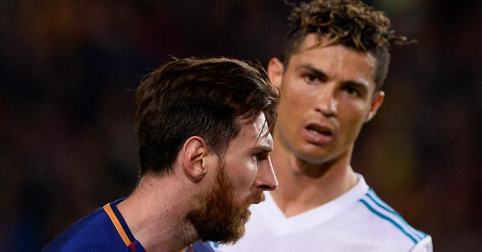 Lionel Messi Cristiano Ronaldo Liverpool
