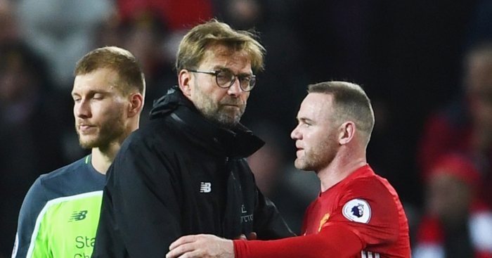 Rooney backs Liverpool to retain title on one condition