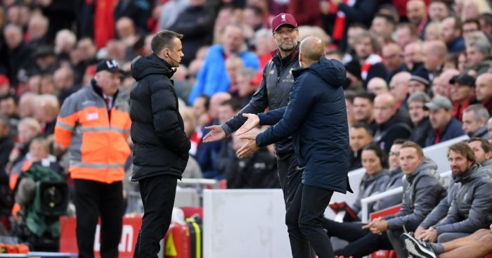 Merson: If Liverpool win at Man City it could be all over - Football365