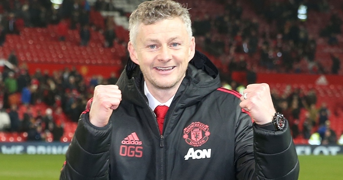 Solskjaer happy with squad depth ahead of 'tough month' - Football News -
