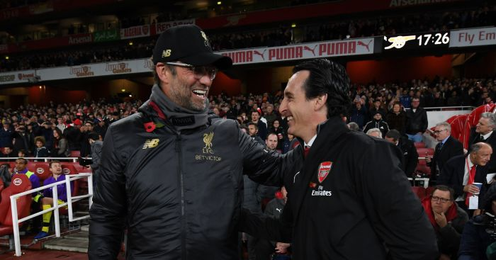 Image result for emery klopp