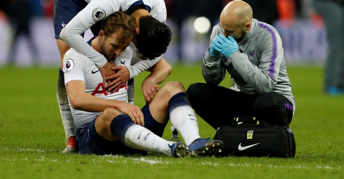Spurs forced towait todiscover extent of Kane injury - Football News -