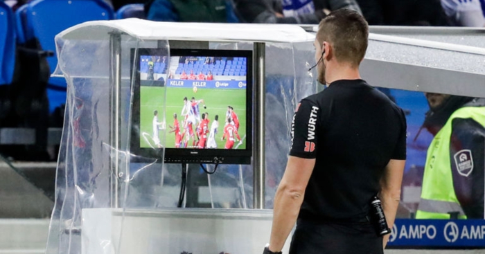 Why is VAR being used in the