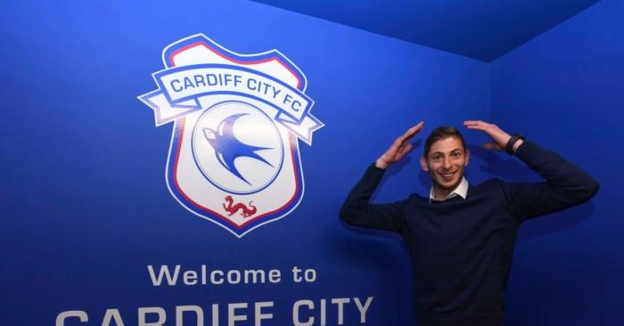Cardiff sign the Premier League's greatest ever Sala