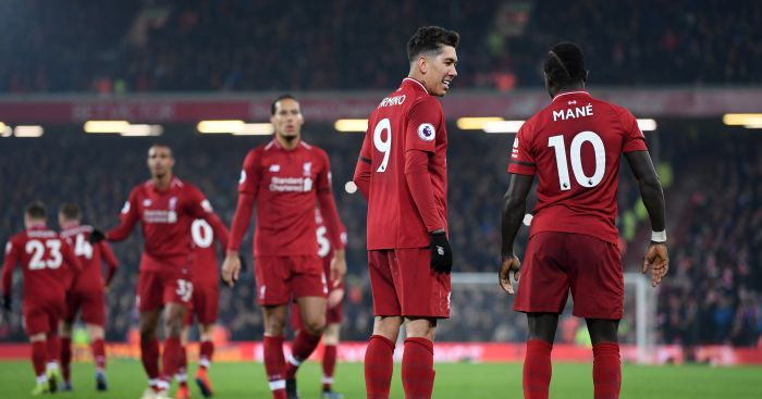 Liverpool are fluking and cheating their way to the title - Football365