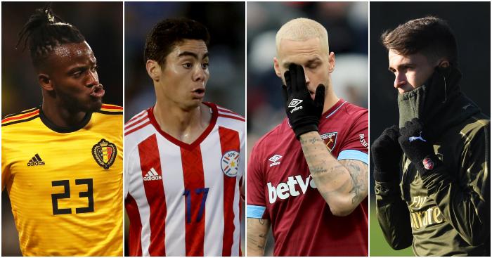 transfer window 2019 january