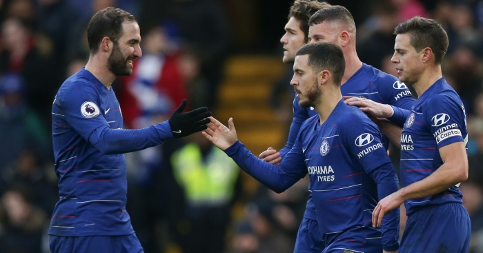 Chelsea Win 'one Of The Best Of The Season'