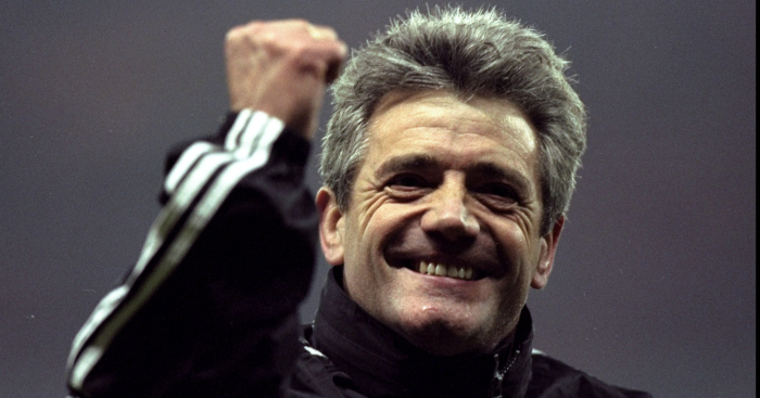 Kevin Keegan was a unique ball of concrete, beef and emotion
