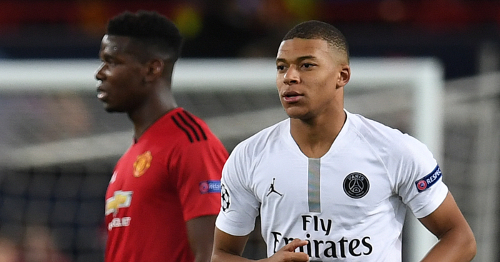 41d53953780 Kylian Mbappe is the statement signing Man United need - Football365