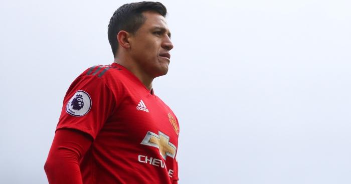 quality design df782 81f30 Alexis Sanchez and Man Utd: The ridiculous stats ...