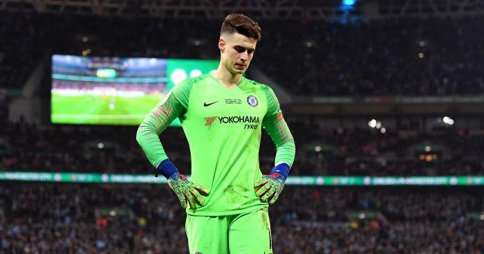Kepa Chelsea