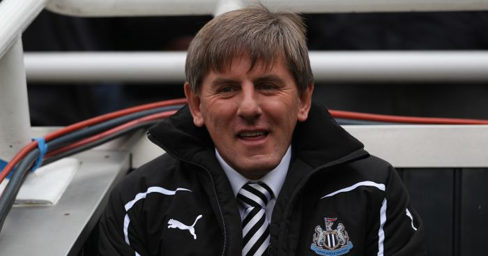 Peter Beardsley Newcastle United
